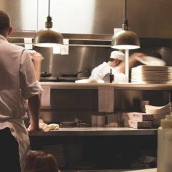 equipement cuisine commerciale usage