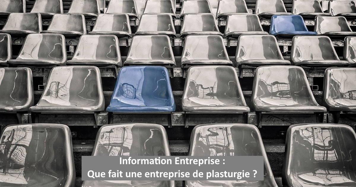 entreprise de plasturgie